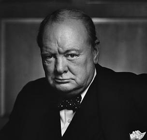 Winston Churchill on Optimism and Pessimism
